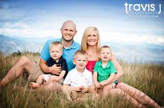 Outdoor Colorado Family Photo Shoot, Travis J Photography, Colorado