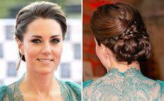 Stunning Kate Middleton hair style