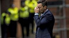"""Rangers manager Pedro Caixinha said the shock result was 'once in a lifetime'  Rangers  manager Pedro Caixinha apologised to the club's fans for his side's  Europa League embarrassment by Luxembourg's Progres Niederkorn.  The Ibrox side lost 2-1 on aggregate to crash out in the first qualifier. Their part-time opponents who are ranked 440th by Uefa secured their first win in European competition. """"We need to apologise to our fans because they gave us support and loyalty they don't deserve…"""