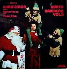 Asalto navideño vol 2 - Willie Colón y Héctor Lavoe (1973)
