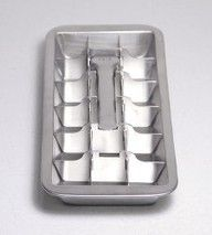 metal ice cube trays