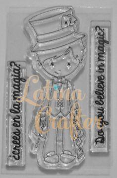 Crees en la magia - Latina Crafter