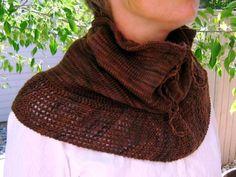 Free Knitting Pattern - Scarves: Tonsil Toaster