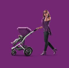 We love @Britax's entire line of premium car seats, strollers and carriers, but we can't get enough of this pop of color in the new Affinity stroller! #babygear #PNapproved