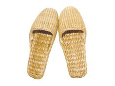 Braided Straw Slipper – Pearl River Mart Spa Slippers e33674882ffd