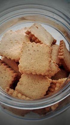 Deliciosas galletas sin gluten de naranja y canela.