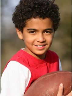 I think if my boyfriend and I had a son, he would look something like this. This boy is adorable.
