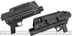 Spec. Op. Grenade Launcher for G36C Airsoft AEG - Black