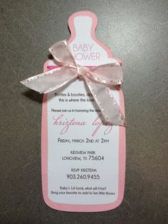 25 best baby shower stuff images on pinterest baby shower baby girl bottle invite by designmesweet on etsy 225 filmwisefo