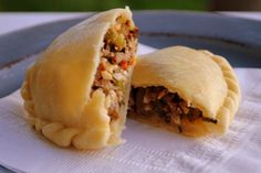 Argentine Empanadas, made these for a party and everyone loved them!