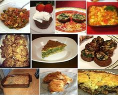 Our Top 10 Recipes! #healthy #weightloss #cook  Vote on Facebook!
