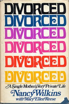 Divorced. Designed by Mike Stromberg