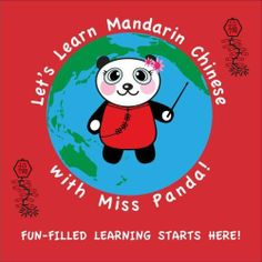 Summer Learning: Let's Learn Mandarin Chinese with Miss Panda!  http://www.amazon.com/dp/B005C5UKLM/ref=cm_sw_r_pi_dp_1cXKtb19QJ0PT