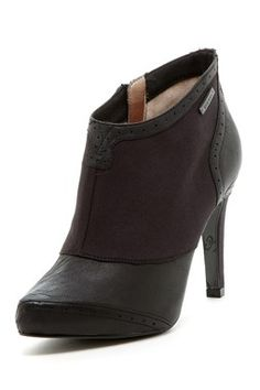 Icing on the Cake Ankle Boot