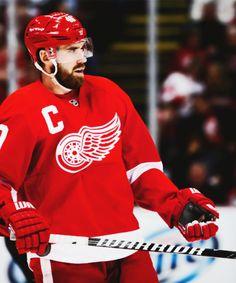 Henrik Zetterberg • Detroit Red Wings