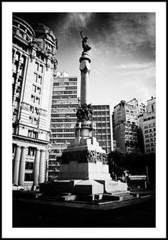 Obelisco - Pateo do Collegio - 2011