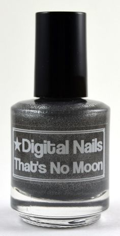 That's No Moon Digital Nails Star Wars inspired by DigitalNails, $11.00