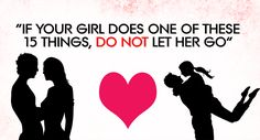 If Your Girl Does One of These 15 Things, Do Not Let Her Go – Relationship Rules