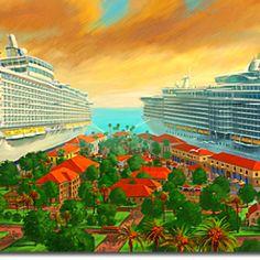 Royal Caribbean ❤