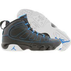 Air Jordan 9 IX Retro (black / white / photo blue) 302359-007 - $109.99