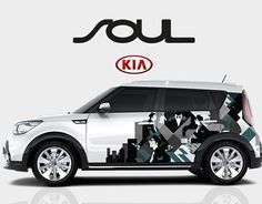 Kia Soul 2015, Sweet Cars, Rally Car, Rolling Stones, Concept Cars, New Work, Dream Cars, Vroom Vroom, Car Decals