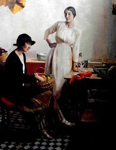 Harold Harvey Painter