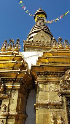 Swayambunath-Tempel, Nepal