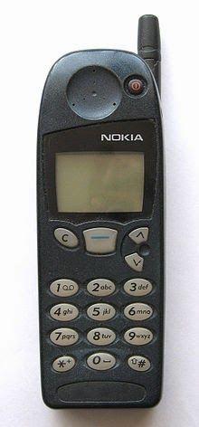 LA MAQUINA DEL TIEMPO: NOKIA 5110 EL TELEFONO EMPRESARIAL DE FINALES DE L...