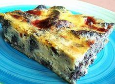 Mákosnudli diétásan újragondolva Lasagna, Quiche, French Toast, Paleo, Low Carb, Breakfast, Ethnic Recipes, Food, Lasagne