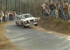 Ford Escort RS 1800 MK II - Vatanen - Portugal 1980