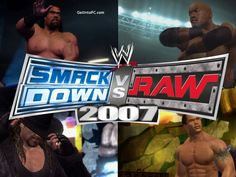 Games, Movies, Music, Send Free SMS And Much More...: WWE SmackDown vs Raw