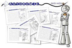 Autonomie Cycle 3 | Bout de Gomme Sciences Cycle 3, School Life, Classroom Management, Montessori, Homeschool, Teaching, Education, Classroom Ideas, Prince