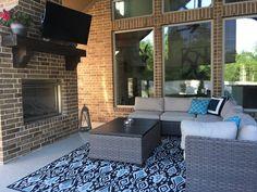 Classic Style Home: Backyard Pool and Patio Progress