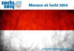 Monaco at Sochi 2014 Winter Olympics