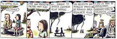 Liniers: No necesito que ningún santo me de permiso para regalarte algo