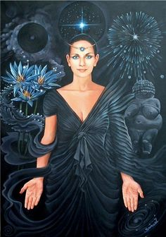 The Black Rite of Isis by ~sami-edelstein on deviantART