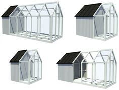 The collaborative design between architect Vile Hara and designer Linda Bergroth is a stunningly simple design that offers an array of customizations. The prefabricated Garden Shed is a greenhouse and storage space that can easily be assembled with just a screwdriver. It's constructed out of Finnish pine and safety glass and also includes automatic openers to help control temperature regulation.The Garden Shed is designed to fit into the Scandinavian environment, and features a gabled roof…