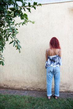 Items similar to PARIS top- Cold Shoulder top. Off-the-shoulder top. on Etsy Off The Shoulder, Cold Shoulder, Monochrome, Stitches, Mom Jeans, Paris, Summer, Color, Clothes