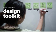 Service and System Design Toolkit | Austin Center for Design