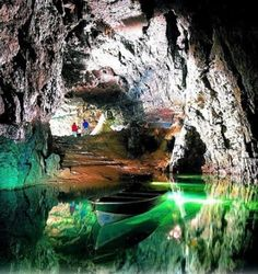 Wookey Hole caves , near Wells Somerset, England. Everyone should visit these caves, breathtaking! The witch used to terrify me as a child! Wells Somerset, Carlsbad Caverns National Park, Somerset England, England Uk, Uk Holidays, Land Of Enchantment, Seen, Death Valley, The Great Outdoors