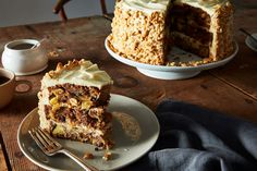 The Cake That Makes Us Want to Bake With a Southern State of Mind on Food52 - Sweet Potato Hummingbird Cake