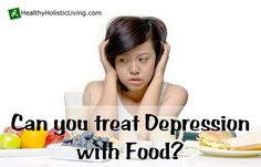 Can altering our diets truly heal depression?  Latest studies are showing that certain foods are better at treating depression than antidepressant drugs. Read more about depression and food.