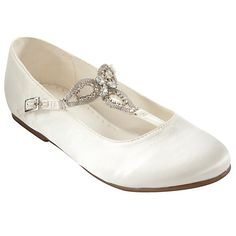 Flower Girl Shoes 3690 Match The Ones I Want KORS Michael Kors Natasha Ballet Flat Little Kid Big