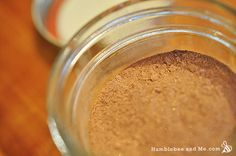 This homemade bronzer has a lot in common with my homemade blush. It's easy, effective, and uses most of the same ingredients. Swap the red oxide for a mix of red, yellow, and brown oxides, and some bronze mica, and … Continue reading →