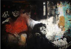 Behnaz khamecian Artist   #art #artwork #finearts #artist #iran #iranart #iranianart #iranianartist #irancontemporaryart #instaart #instaartist #instapic #contemporaryart #artnow #artgallery #visualart #figurative #figurativeartist