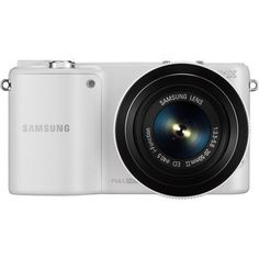 Introducing Samsung NX2000 Mirrorless Digital Camera with 2050mm f3556 Lens White. Great product and follow us for more updates!