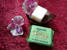 130+G+GINGER+MENTHOL+SOAP+KHING-THONG+OIL+CONTROL&REDUCE+ACNE+Eliminate+underarm+odor+  FREE+SHIPPING  Description:-  Khing-Thong+Ginger+Mental+Soap+anti-bacterial+properties+that+help+reduce+acne, black+spots+and+skin+imperfections+of+the+face+and+body,+provides+moisture+and+brightens+you...