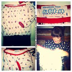 Camiseta de estampado marinero y goma ancha para entallar en la cintura. Irene, Bucket Hat, Hats, Crafts To Make, Jelly Beans, Beautiful Things, Chemises, Creativity, Bob