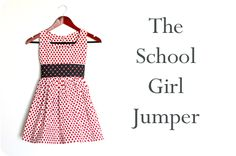 Simple Simon & Company: Sew Along--Day 3...she has great tutorial for lots of little girl classic style dresses