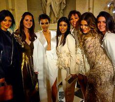 Lana and some fans!  ;p  Lana Del Rey and the Kardashians at Kimye's wedding rehearsal  #LDR